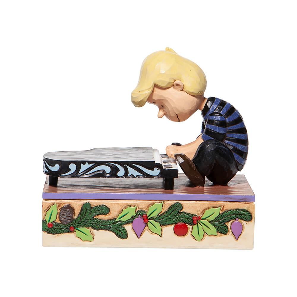 シュローダー ピアノ オルゴール