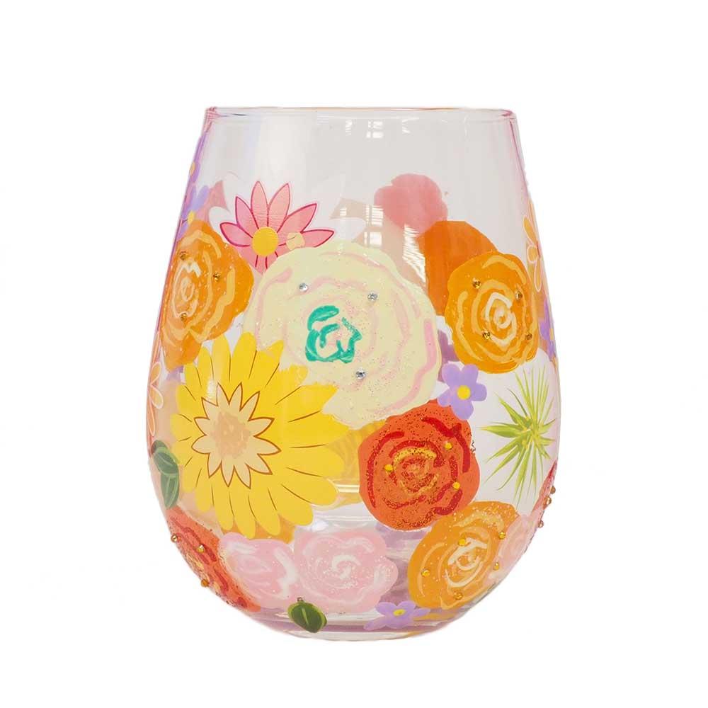 Lolita ワイングラス Spring Florals