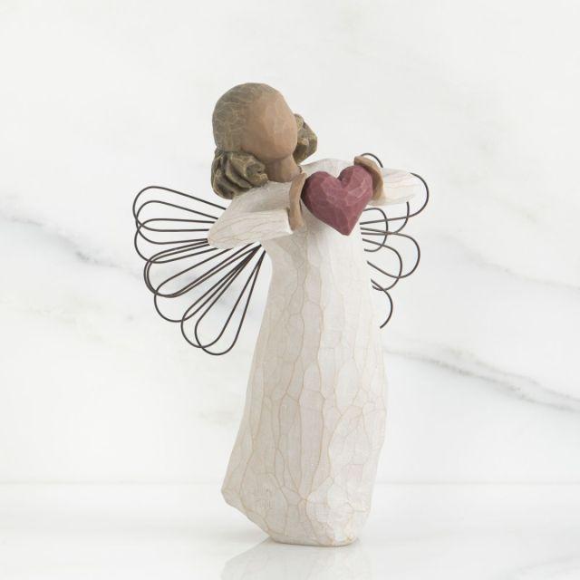 怖い話 天使の像