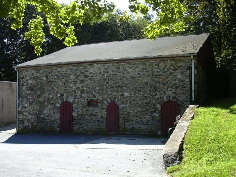 Samuel P Dixon House Barn, Delaware