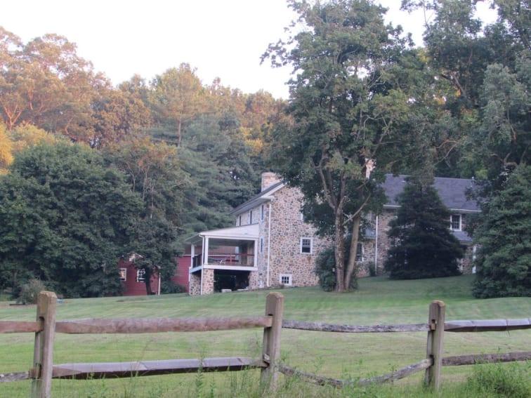 Samuel P Dixon House Side View