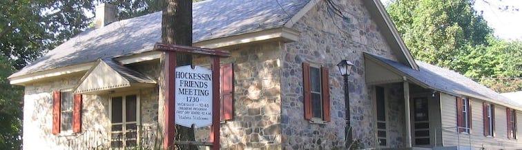 Hockessin Meeting House, Delaware