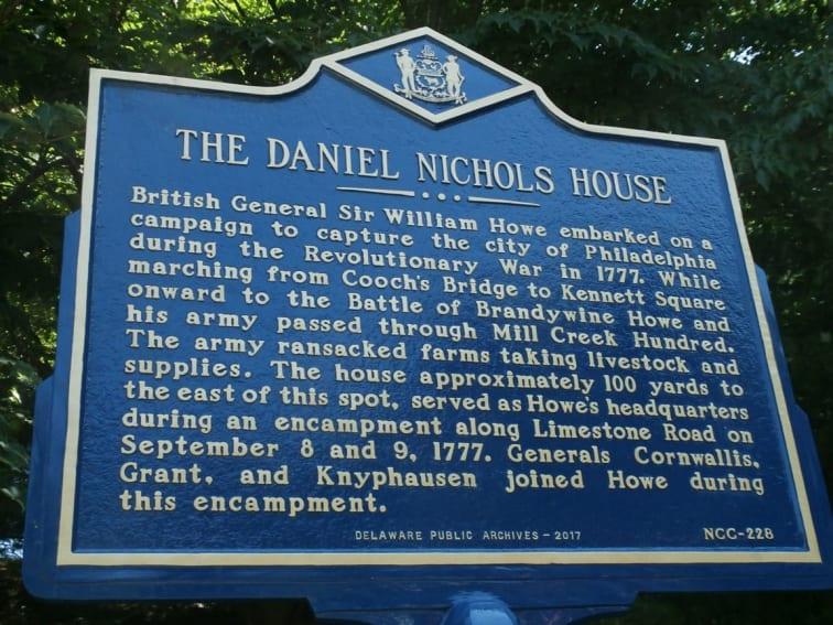 Nichols house, Delaware