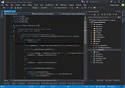 Visual Studio - 'Dark' Thema