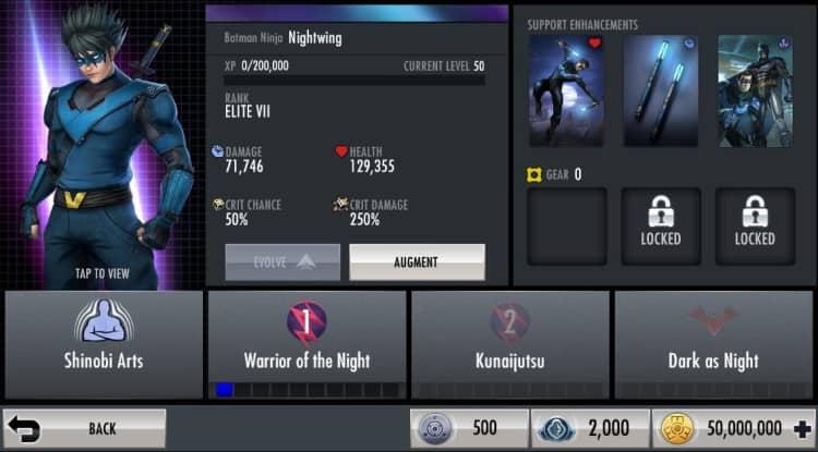 Unlock Batman Ninja Nightwing Pack Most Popular Wb Modding Service Great Prices
