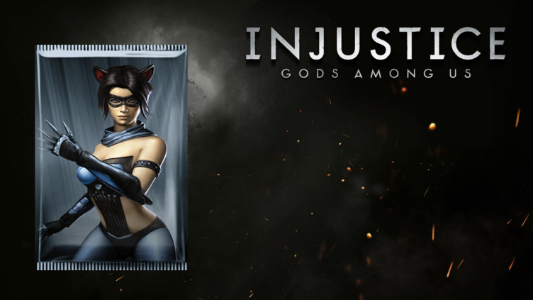 Injustice Gods Among Us How To Unlock Ame Comi Catwoman Pack
