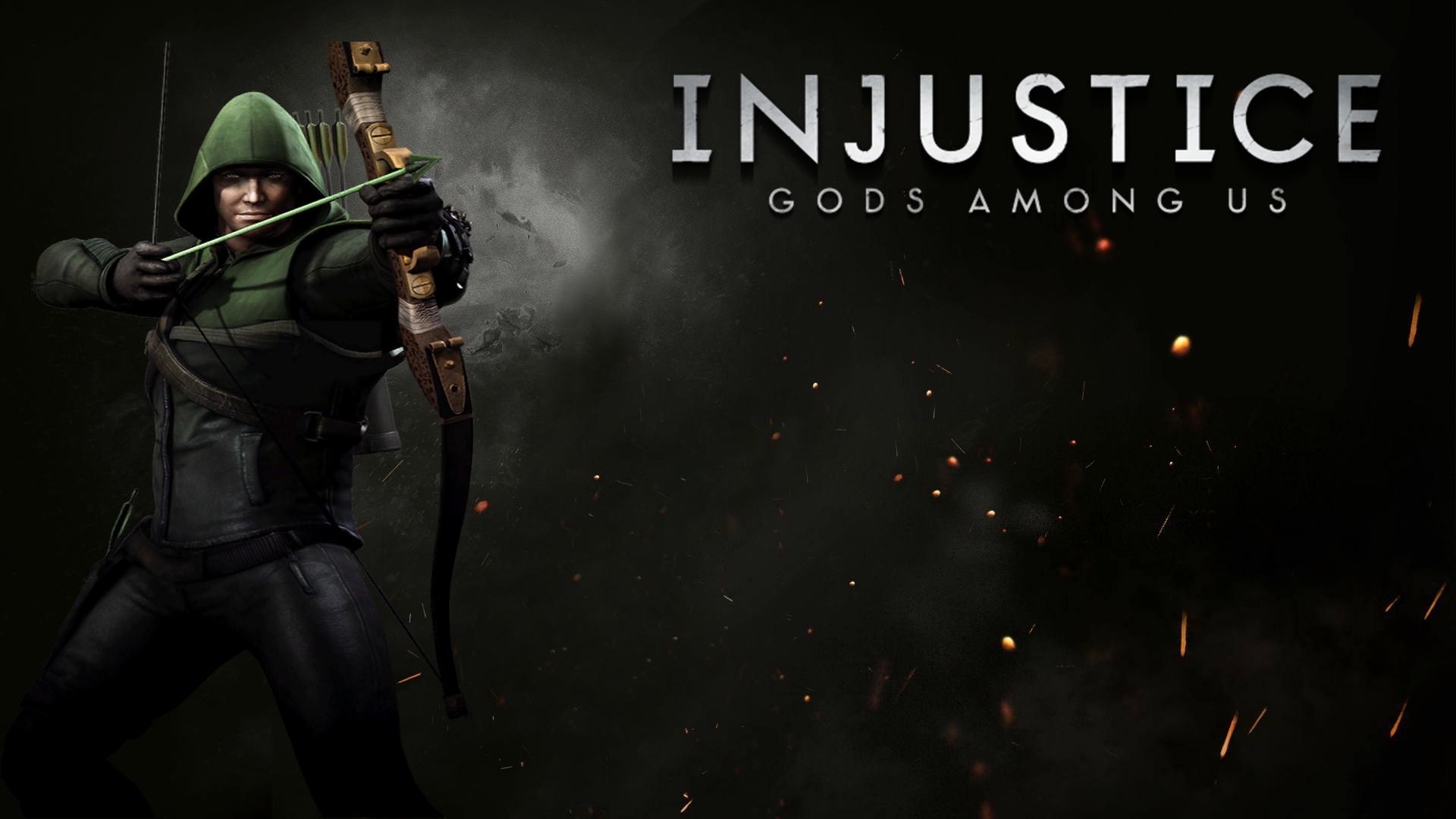 Injustice Gods Among Us How To Unlock Arrow Green