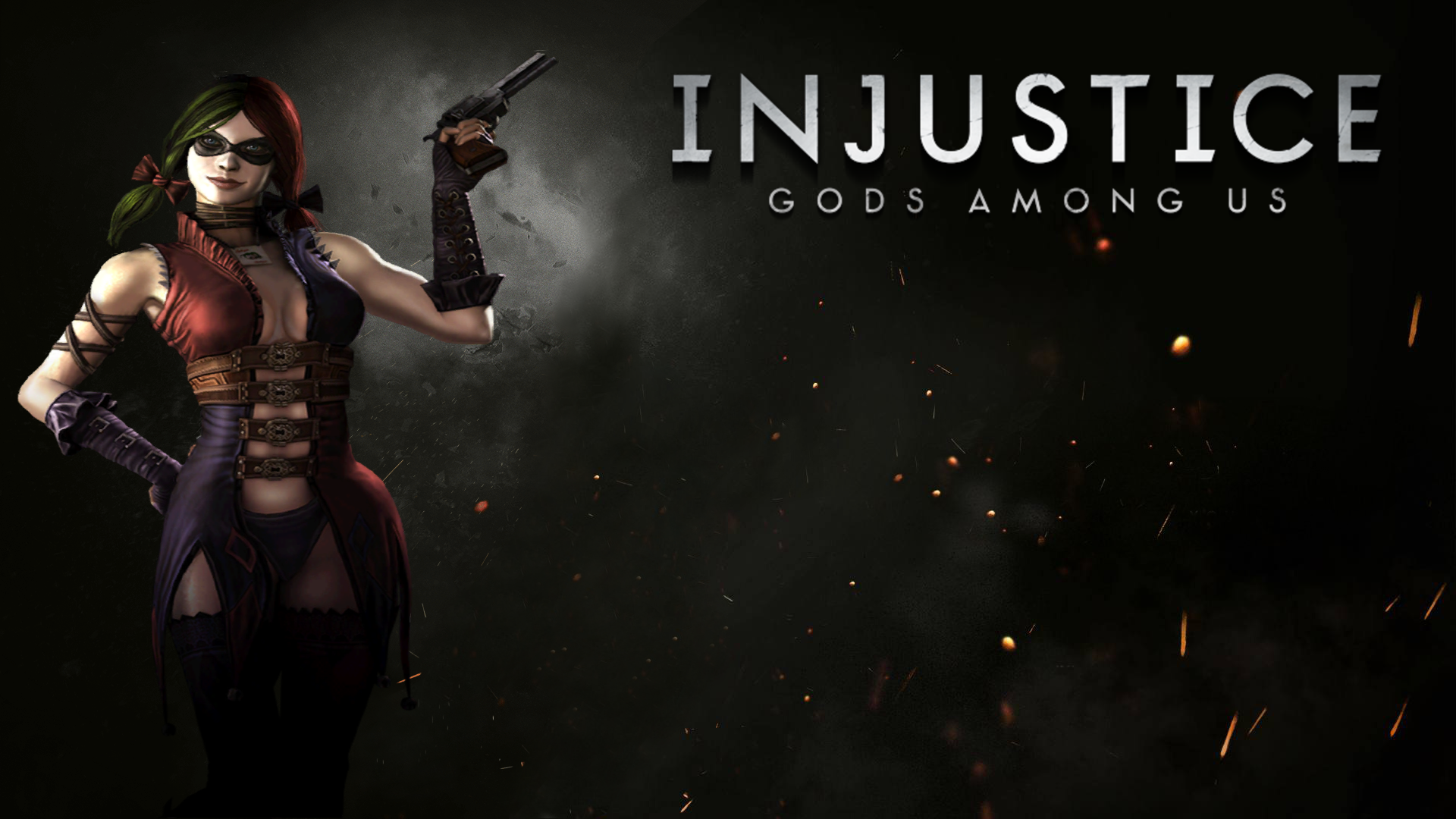 Injustice Gods Among Us How To Unlock Harley Quinn