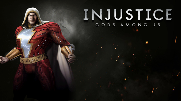 Injustice Gods Among Us How To Unlock Shazam