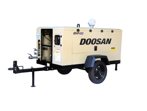 Doosan Portable Power Medium compressors
