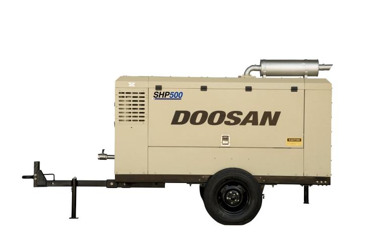 SHP500 Compressor