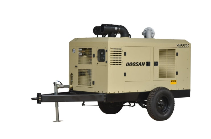 VHP550C Compressor