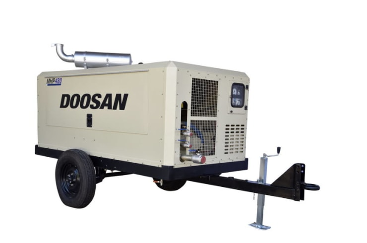 MHP480 Compressor