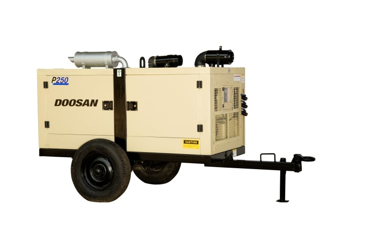 P250 Compressor