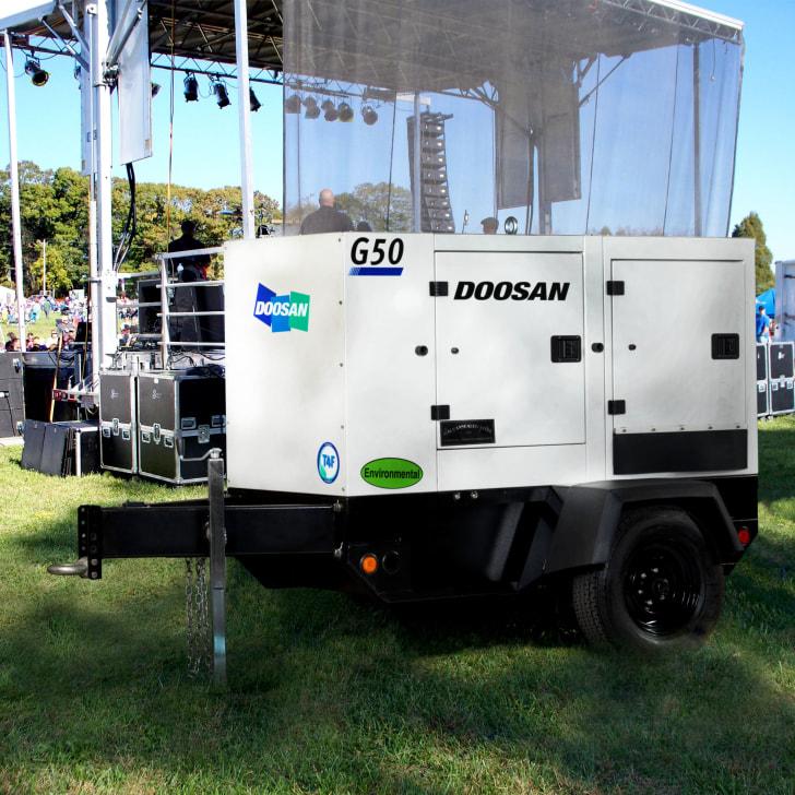 G50 providing concert power
