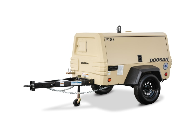 P185 Portable Air Compressor
