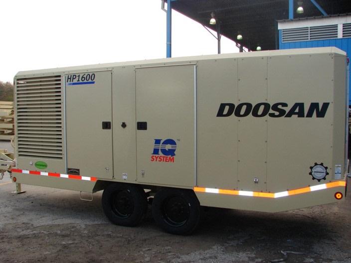 remanufactured Doosan HP1600