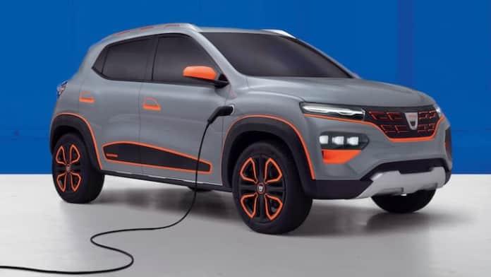 Dacia Spring Electric - specificatii, imagini, pret