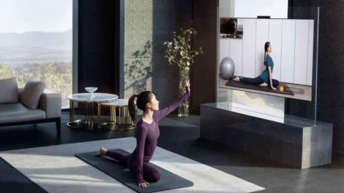 Smart TV OLED Huawei Vision X65