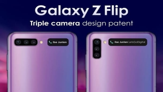 Galaxy Z Flip 2 proiect
