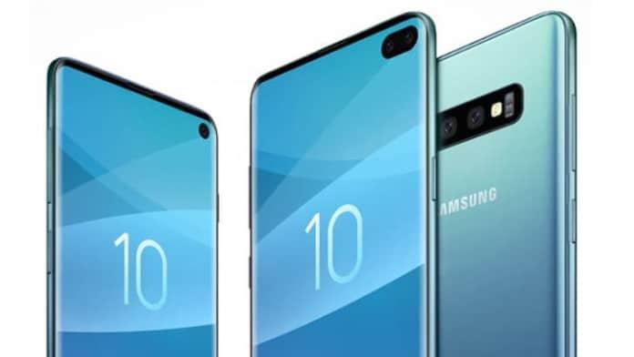 Samsung Galaxy S10 - Lansare, imagini specificatii, pret