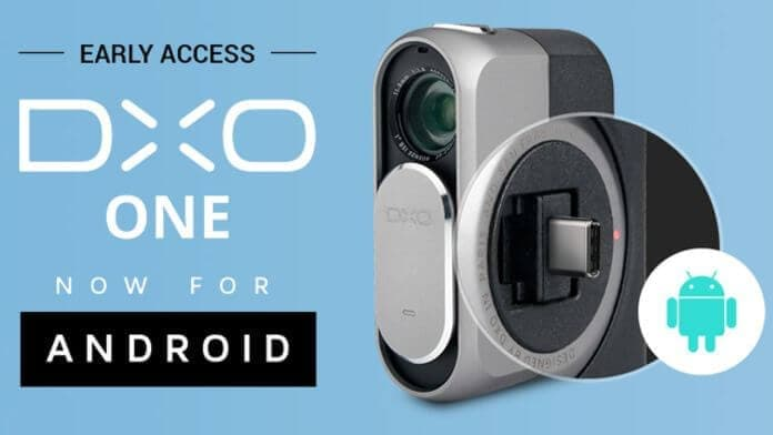 DxO One Android