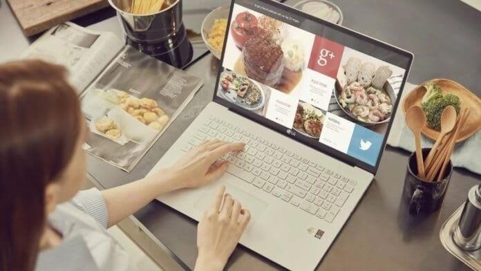 Laptopuri LG Gram 2020