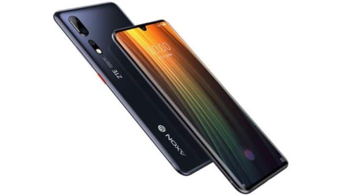 ZTE Axon 10s Pro primul telefon Snapdragon 865