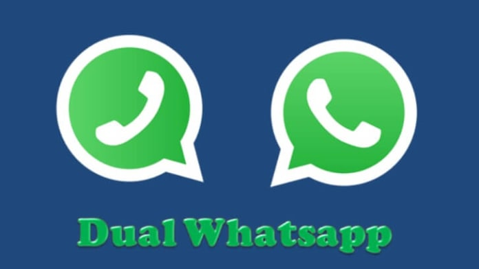 Setari Dual Messenger WhatsApp
