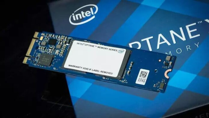 SSD Intel Optane QLC