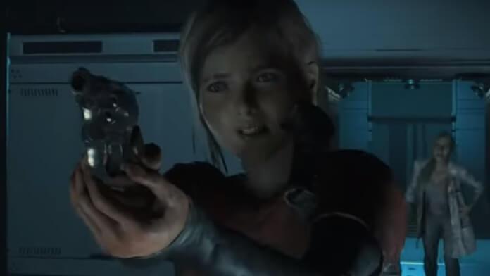 Resident Evil 2 Remake Ellie