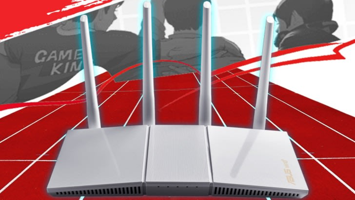 Router de gaming Asus RT-AX56U