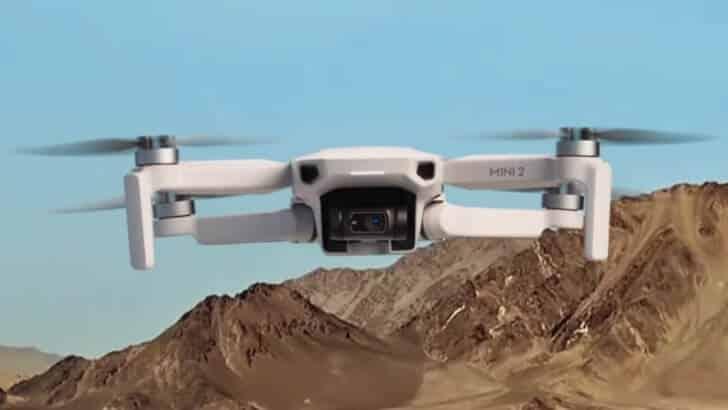 Drona DJI Mini 2