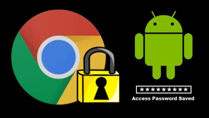Vizualizare parole salvate în Chrome pe Android