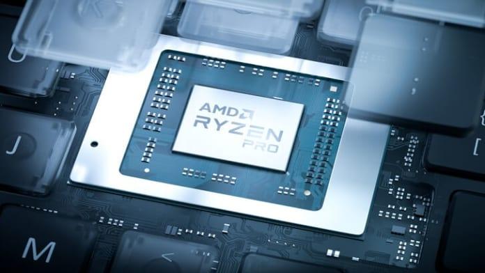 Seria procesoare AMD Ryzen PRO 4000