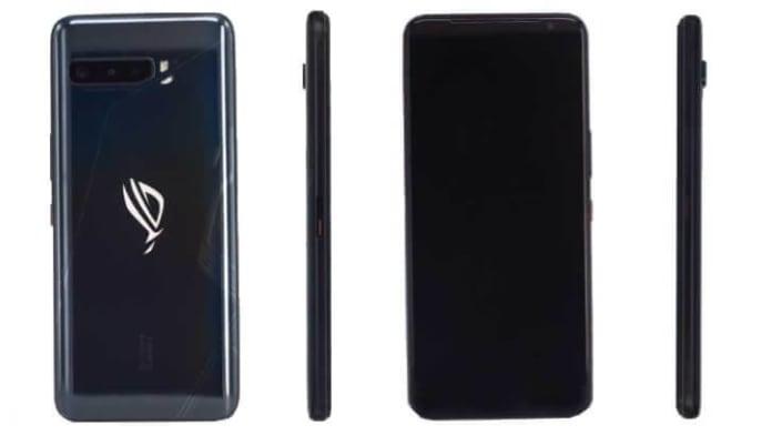 Asus Rog Phone 3 specificatii