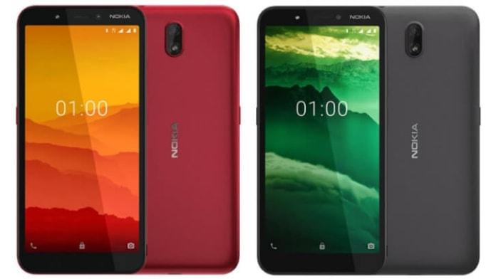 Nokia C1 Plus specificatii cheie (zvonuri)