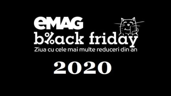 Black Friday 2020 Reduceri eMAG