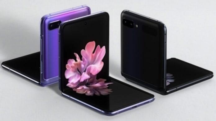 Samsung Galaxy Z Flip Lite - telefon pliabil ieftin