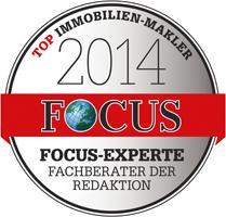 Auszeichnung Focus 2014