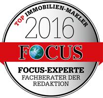 Auszeichnung Focus 2016