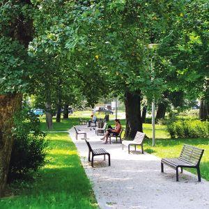 Pre projekt EHMK Košice - parky