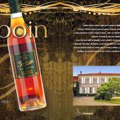 časopis Cognac champagne Praha