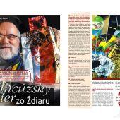časopis Úspech r. 2013