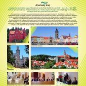 inzerát Juhočeský kraj a České Budějovice