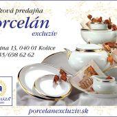 inzerát porcelánka Holoháza