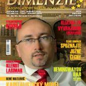 obálka časopis Dimenzie r. 2008
