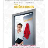 inzerát pre denník Košice:dnes