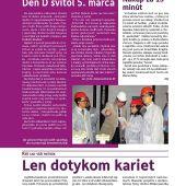 firemný časopis EVONIK