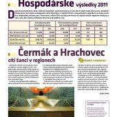 firemný časopis Stavby COLASu
